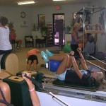 Small group diversidfied strength training.